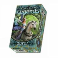 Fournier Anne Stokes Legends Tarot, karte za poker, karte za igranje, poker, beograd, playing cards