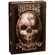 Bicycle Alchemy 1977, karte za poker, poker, beograd, karte za igranje, fantazija