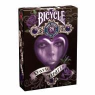 Bicycle Anne Stokes Collection Dark Hearts, karte za poker, poker, beograd, karte za igranje, fantazija