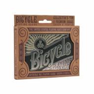 Bicycle Retro Tin Gift Set, karte za poker, karte za igranje, poker, beograd, playing cards