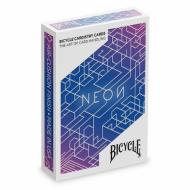 Bicycle Neon Aurora, tarot karte, karte za igranje, bicycle karte, društvene igre, prodaja Beograd, Srbija, kartične igre, igre za decu, porodične igre
