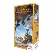 Colt Express - Horses and Stagecoach, Drustvena igra, porodicna igra, igra za poklon, zabava, poklon, beograd, srbija, online prodaja drustvenih igara