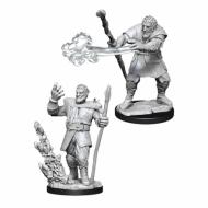 D&D Nolzur's Marvelous Miniatures Firbolg Male Druid, Neobojena