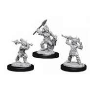 D&D Nolzur's Marvelous Miniatures Goblins & Goblin Boss, figurice