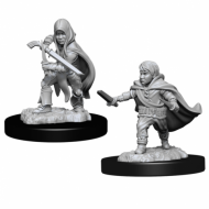 D&D Nolzur's Marvelous Miniatures Halfling Male Rogue WZK90139, FRP, Društvene igre, figurice, minijature, boje za figure, Fantasy role play