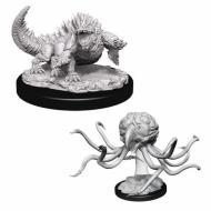 D&D Nolzur's marvelous miniatures - Grell & Basilisk Minis, drustvene igre, drustvena igra, D&D, figure, minijature, miniji, figurice, dungeons and dragons, drustvene igre prodaja