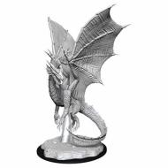 D&D Nolzur's marvelous miniatures - Young Silver Dragon, drustvene igre, drustvena igra, D&D, figure, minijature, miniji, figurice, dungeons and dragons, drustvene igre prodaja