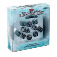 DD5 Icewind Dale rime of the Frostmaiden Dice Set