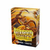 Dragon Shield Orange Matte (small)