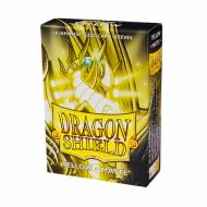 Dragon Shield - Yellow Matte (small)