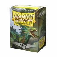 Zaštite za karte Dragon Shield Standard Matte Olive