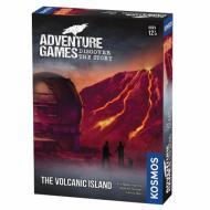 Društvena igra Adventure Games The Volcanic Island kutija
