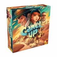 Drustvena igra Camel Up 2.0, Kutija