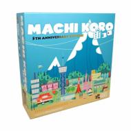 Društvena igra Machi Koro 5th Anniversary, kutija