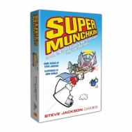 Društvena igra Super Munchkin, Kutija