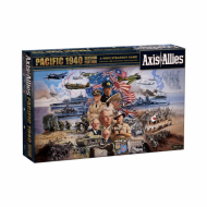 Drustvena igra Axis & Allies Pacific 1940 Second edition, kutija