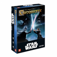Carcassonne Star Wars, Drustvena igra, porodicna igra, igra za poklon, zabava, poklon, beograd, srbija, online prodaja drustvenih igara