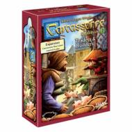 Carcassonne Traders & Builders, Drustvena igra, porodicna igra, igra za poklon, zabava, poklon, beograd, srbija, online prodaja drustvenih igara