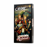 Drustvena igra Drustvena igra Chronicles Of Crime Welcome To Redview, ekspanzija, , ekspanzija, kutija