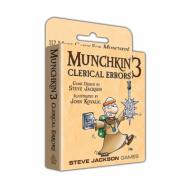 Drustvena igra Munchkin 3: Clerical Errors, kutija