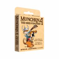 Drustvena igra Munchkin 4 need for steed, Kutija