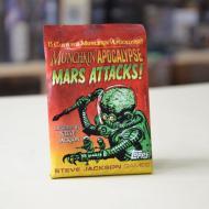 Drustvena igra Munchkin Apocalypse: Mars Attacks!
