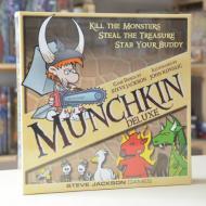 Drustvena igra Munchkin Deluxe
