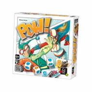 Edukativna igra POW!, drustvena igra, gogamic, kutija