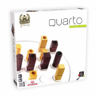 Edukativna igra Quarto Classic, gigamic, Kutija