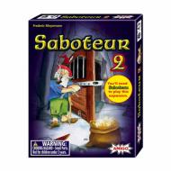 Ekspanzija za drustvenu igru Saboteur, kutija