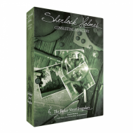 Sherlock Holmes The Baker Street Irregulars, Društvene igre, Strateška igra, Prodaja, Beograd, Srbija, Games4you