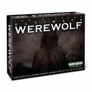 Drustvena igra Ultimate Werewolf, kutija