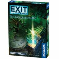 Exit The Forgotten Island, escape room, party game, zabava, misterija, zagonetke