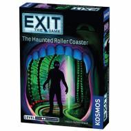 Exit The Haunted Roller Coaster, Društvene igre,  escape room, Prodaja, Beograd, Srbija, Games4you
