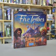 Drustvena igra Five Tribes