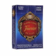 Fournier de Luxe 818 Blue, karte za poker, karte za igranje, poker, beograd, playing cards