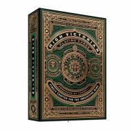 High Victorian Green, tarot karte, karte za igranje, bicycle karte, društvene igre, prodaja Beograd, Srbija, kartične igre, igre za decu, porodične igre