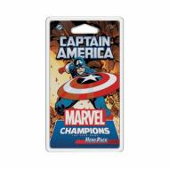 Marvel Champions Capetain America Hero Pack