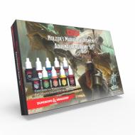 Nolzurs Marvelous Pigments Adventurers Paint Set, farbanje minijatura, hobi, wargames, Hobby Set za farbanje figurica i modela