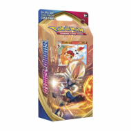 Pokémon TCG Sword & Shield Cinderace Theme Deck, kutija