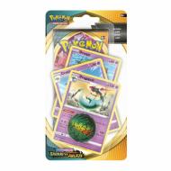 Pokémon TCG Sword & Shield Darkness Ablaze Premium Checklane Blister, Dragapult, pakovanje
