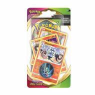 Kartična igra Pokemon TCG Sword & Shield Vivid Premium Checklane Blister (Litwick)