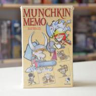 Drustvena igra Munchkin Memo, igra memorije
