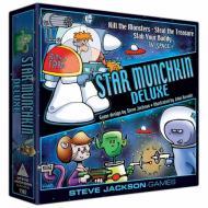 Star Munchkin Deluxe