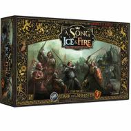 Stark vs Lannister Starter set: A Song Of Ice and Fire, board game, skirmiš, pvp, avantura, serija AGOT, game of thrones
