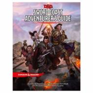 D&D Sword Coast Adventurer's Guide, FRP, fantasy role playing, tamnice i zmajevi, dungeon & dragons