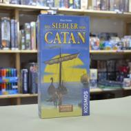 Drustvena igra The Settlers of Catan Seafarers Extenzija