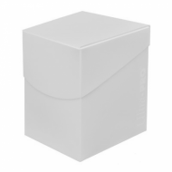 Ultra Pro + 100 Eclipse Deck Box White, kutija za karte, kutijica