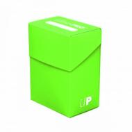 Ultra PRO Plain Light Green Deck Box , Kutijica
