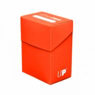 Ultra PRO Plain Orange Solid Deck Box , Kutijica